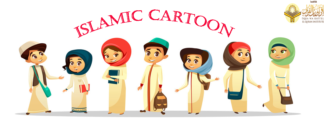 islamic cartoon